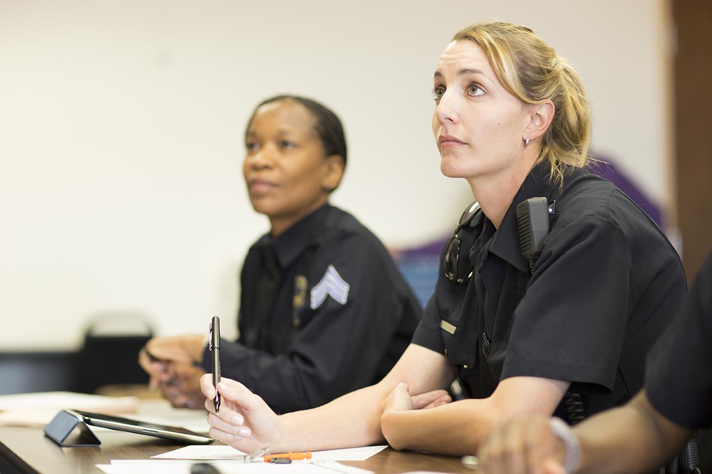 Police Interpreting